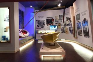 zenith lighting Whitman Exhibit focus image