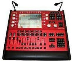 zenith lighting Pro 100 console