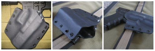 Dark Star Gear Holster, Glock 17 RTF2
