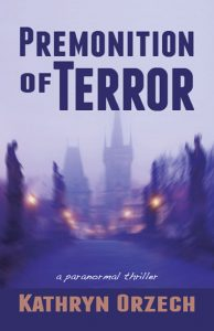 Premonition of Terror, a psychic thriller