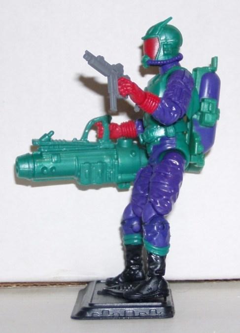 Zombie Initiative Toxo-Viper