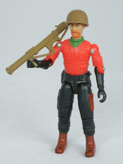 Enemy Spy Leader