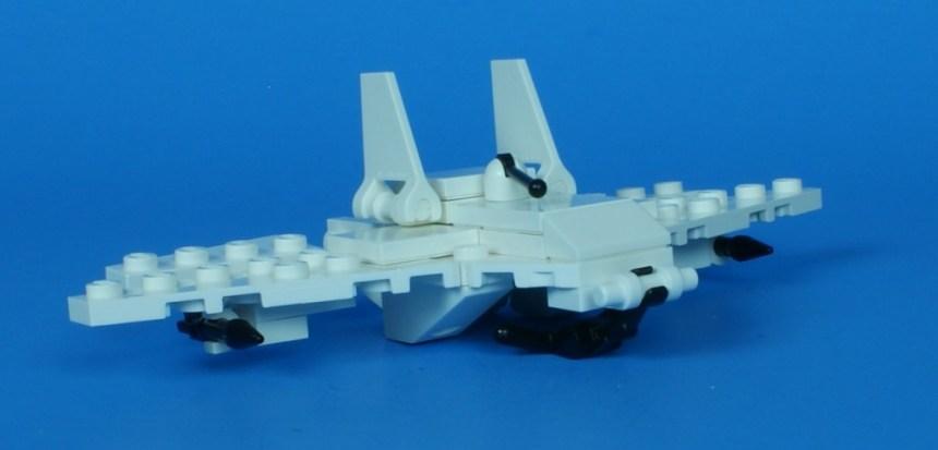 Enemy Jet Glider (Geewunner.com)
