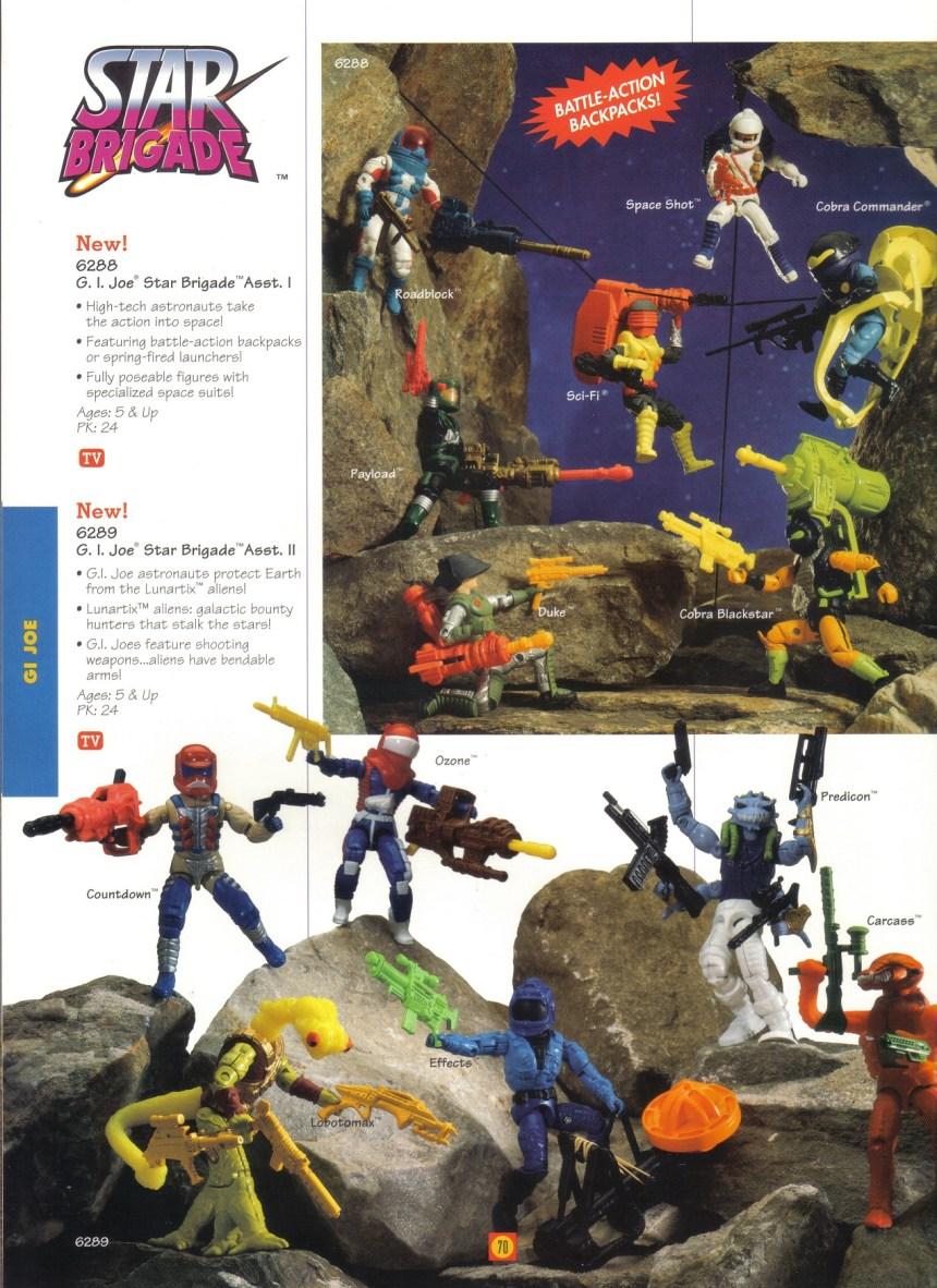 1994 Toy Fair Star Brigade
