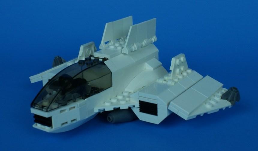 Flying Submarine (Geewunner.com)