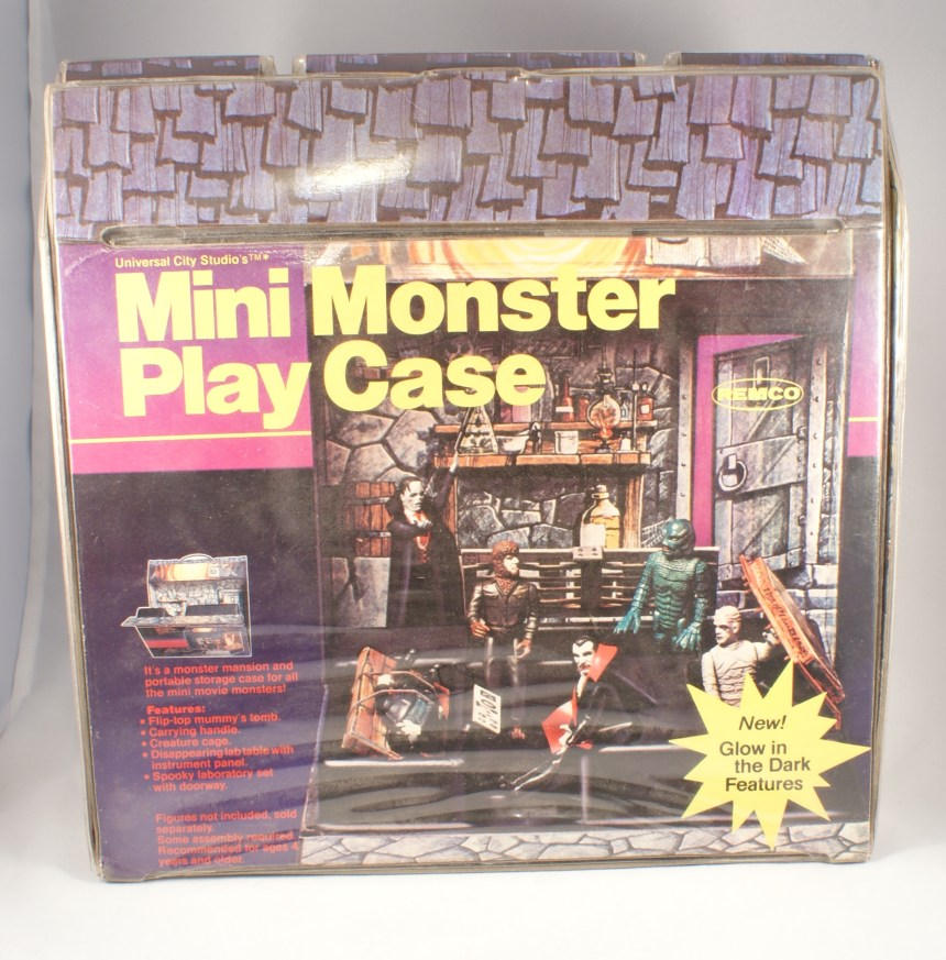 Mini Monster Play Case (Remco)