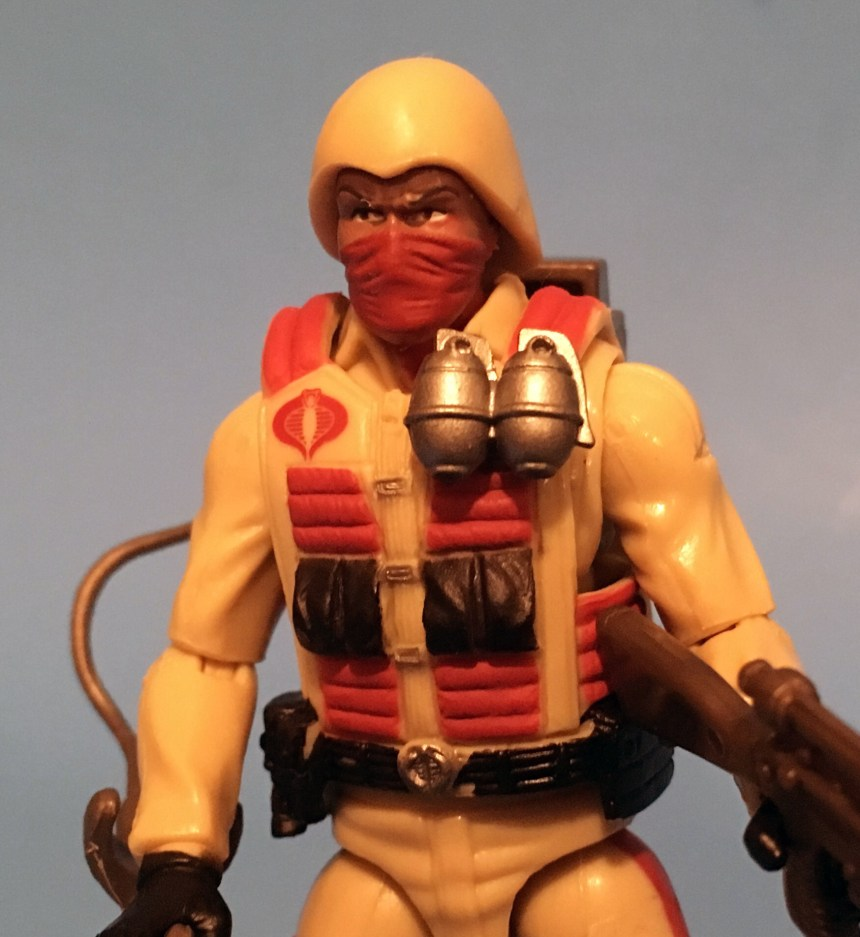 Cobra Trooper (Explosives Specialist)