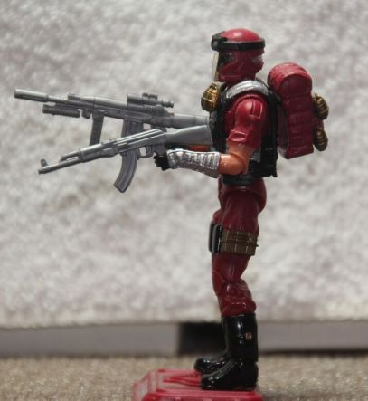 Crimson Strike Team Viper