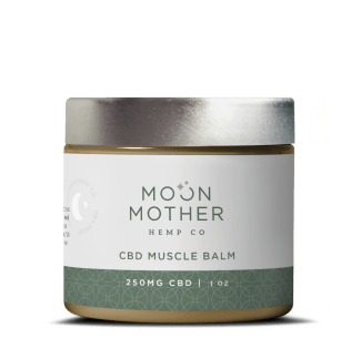 Moon Mother Hemp Co Muscle Balm