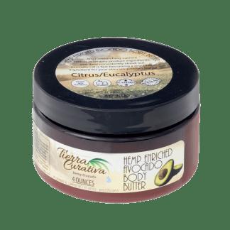 Tierra Curativa Body Butter