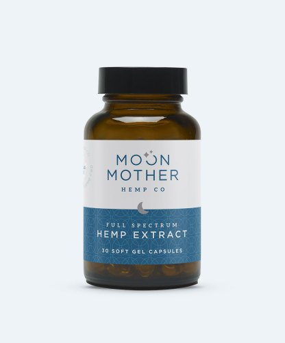 Moon Mother Hemp Softgels