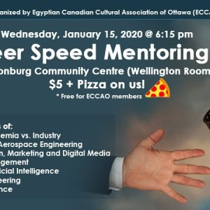 Career speed mentoring 2