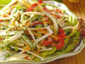 L'insalata di sedano