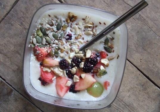 Colazione di bellezza: la pappa di cereali.
