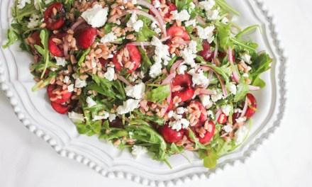 5 irresistibili abbinamenti per un'insalata di farro gustosa