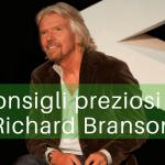 Consigli preziosi di Richard Branson