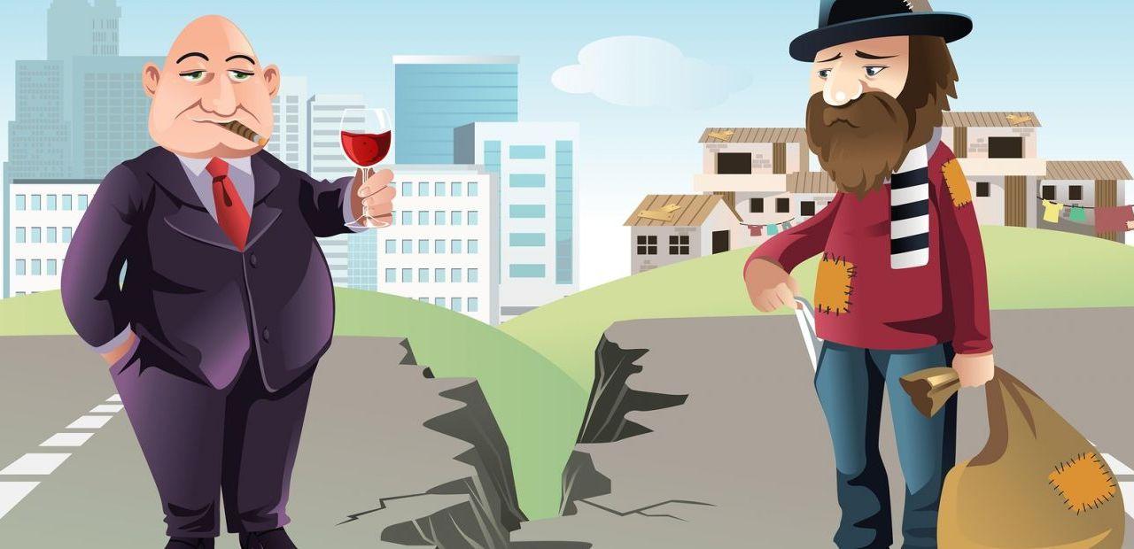 10 differenze nell'atteggiamento mentale che distinguono i poveri dai ricchi