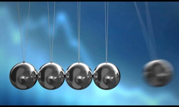 Come interagire correttamente con un Pendolo distruttivo