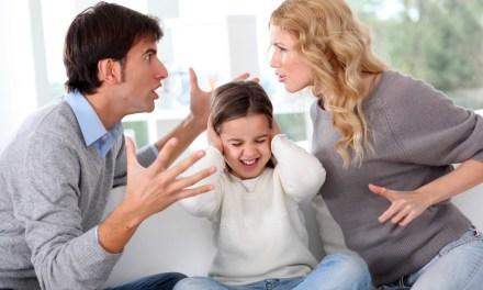 Lottare in famiglia. Lottare contro i figli. Lottare sul posto di lavoro. Conseguenze