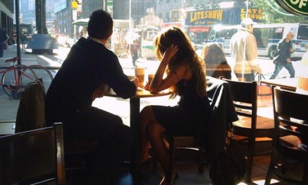 Quand'è stata l'ultima volta che hai avuto un appuntamento con un uomo?