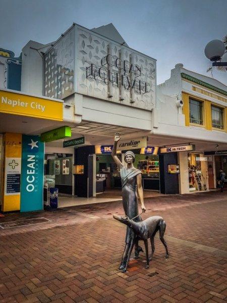 Napier - Art Deco New Zealand