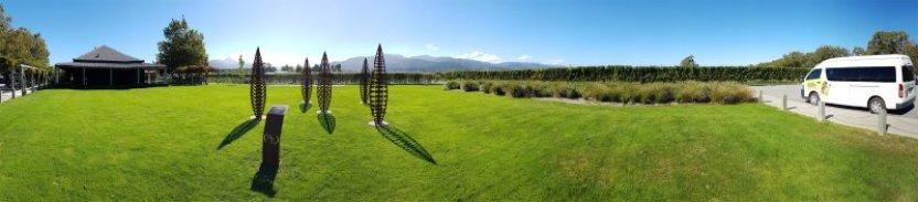 Wairu River Winery Panorama