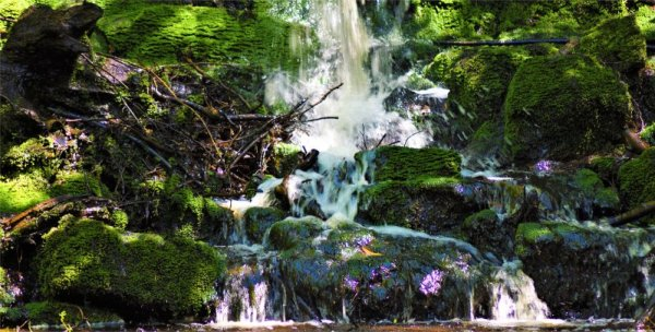 How to photograph water tips
