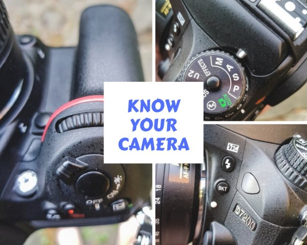 Know your camera