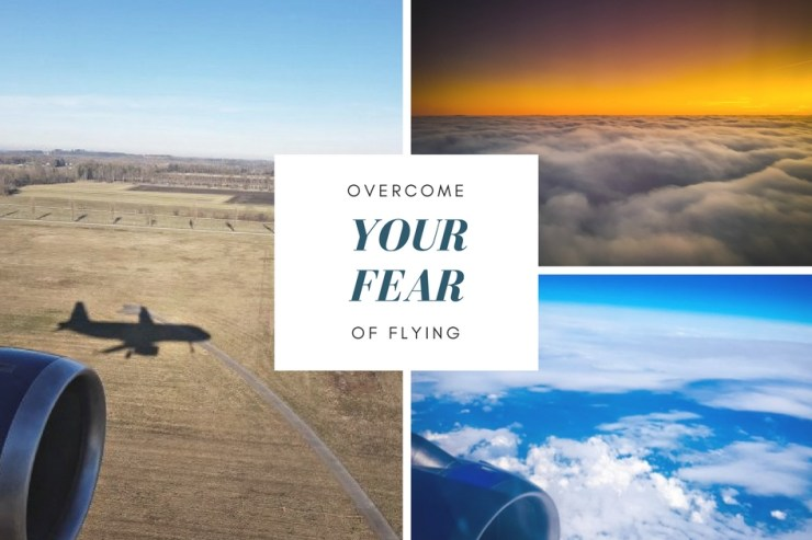 Overcome your fear of flying