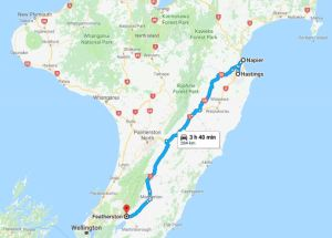 hastings to featherston