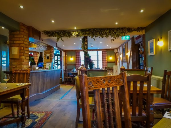 The Plough - Coldharbour