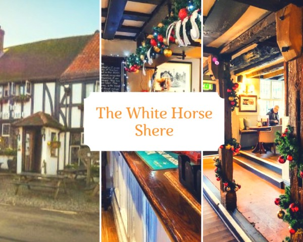 The white horse shere