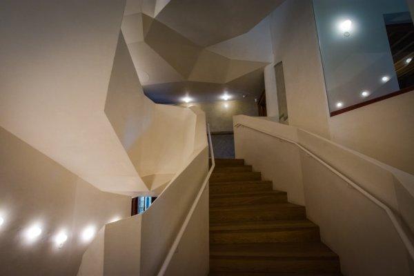 Casa Vicens internal staircase