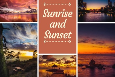Sunsets and Sunrises Gallery