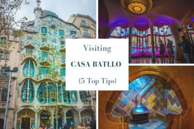 Visit Casa Batllo in Barcelona (5 Top Tips)