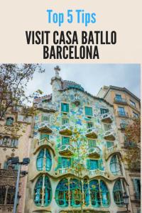 Visit Casa Batllo in Barcelona