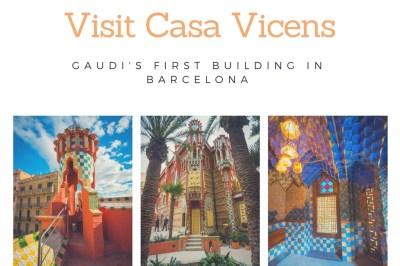 Visit Casa Vicens