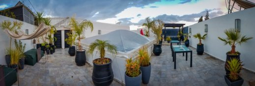 Riad Wenge Spa Rooftop