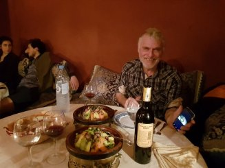 Tagine and local wine Marrakech City Break