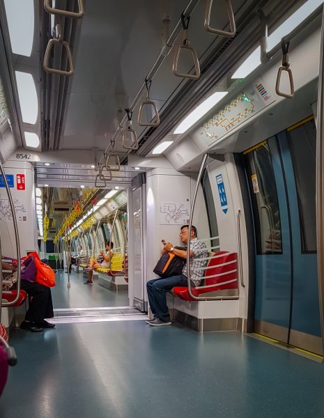 Clean and Efficient - MRT - how to get around Singapore