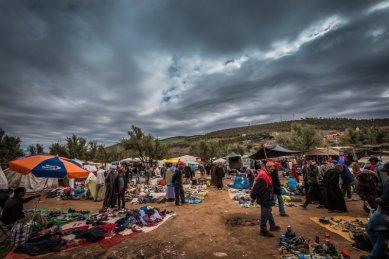 Berber market 1 The Atlas Mountains Trip