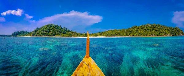 deserted tropical island 2