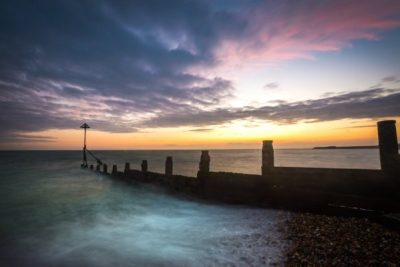 how to photograph sunsets