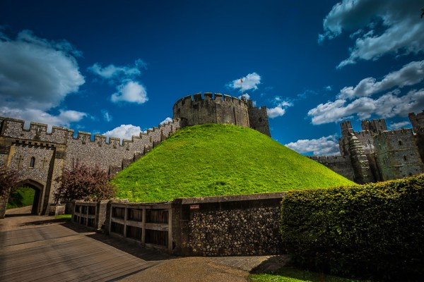Arundel Castle Visit - The Keep