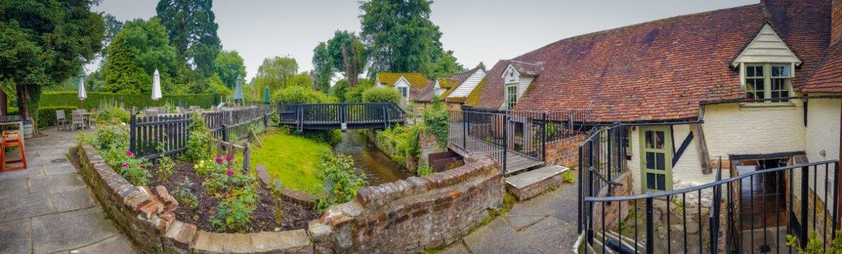 Gomshall Mill Garden
