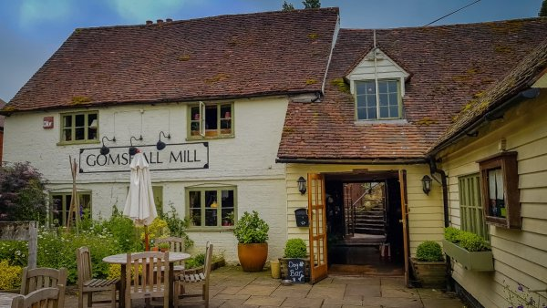 Gomshall mill surrey hills