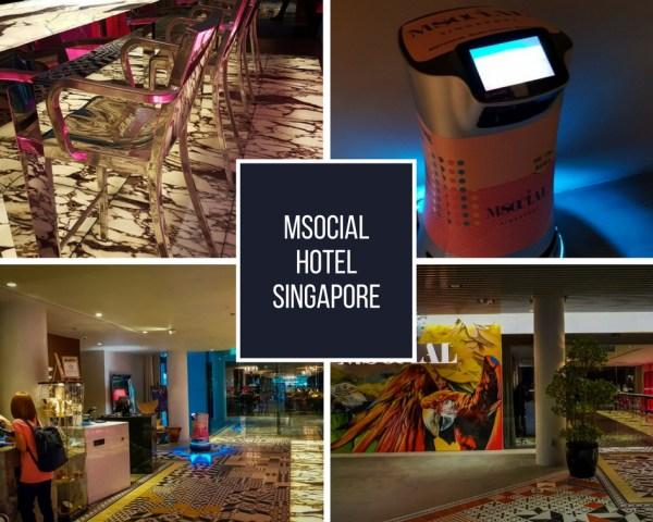 MSocial Hotel Singapore