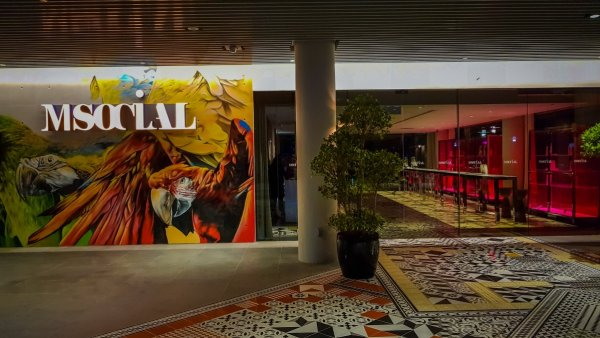 Msocial Hotel Singapore visit