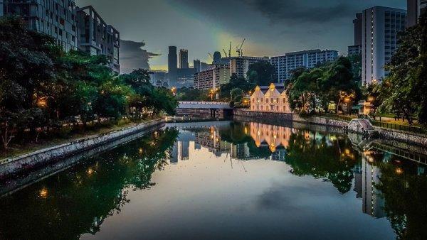 Singapore River 1