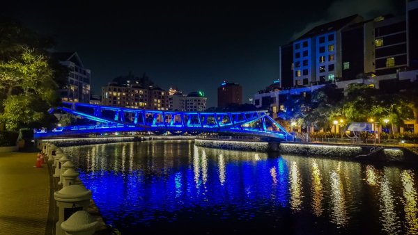 Singapore River bridges